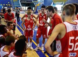 basket pallacanestro varese academy under 14 2019