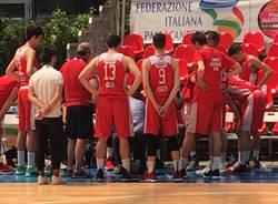 basket pallacanestro varese academy under 18 2019