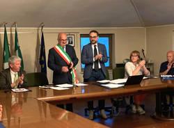 Bisuschio - Nuovo consiglio comunale 3 giugno 2019