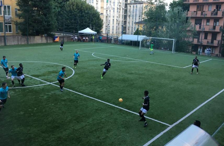Biumo, calcio e integrazione in campo con Move 4 All