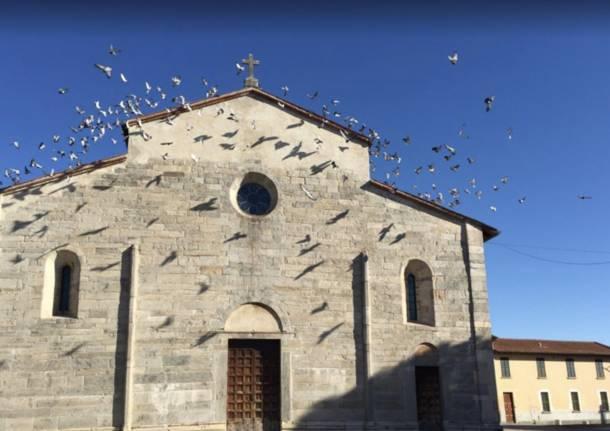 brebbia chiesa