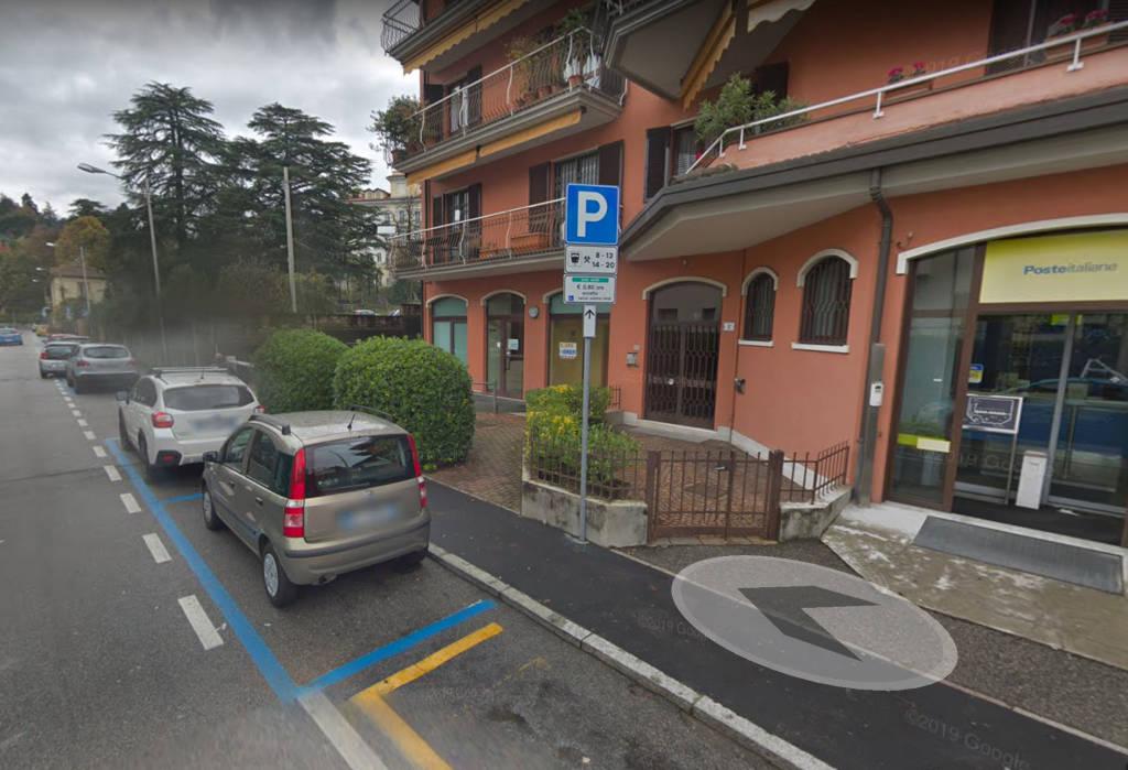 Parcheggiare alle poste: missione impossibile