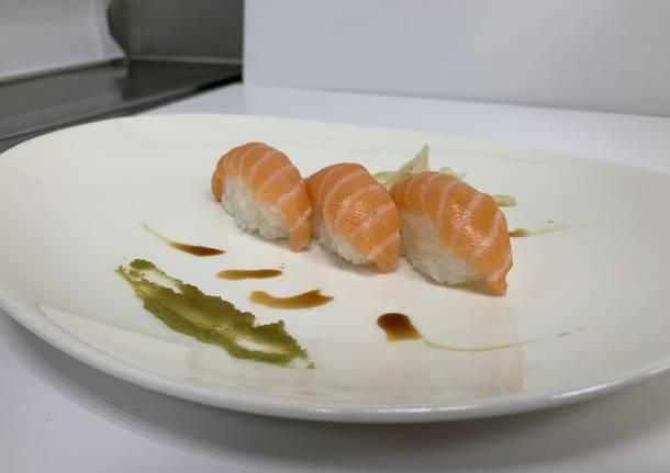 Il sushi ai Corsi Tigros