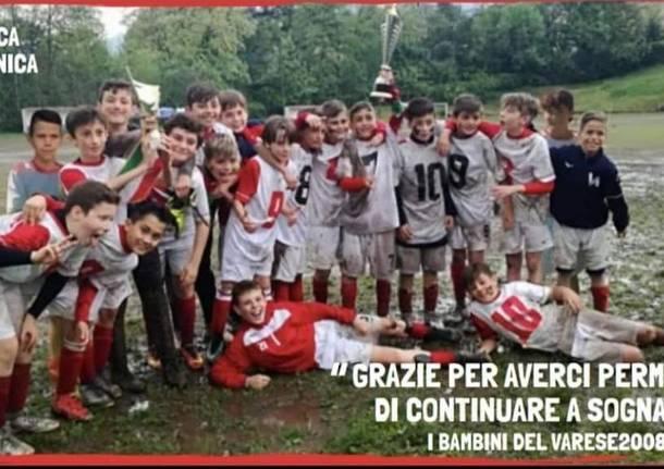 La festa dei 2008 di Casmo e Varese