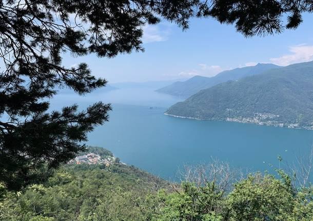 Territori in tour, terzo giorno: Maccagno e le valli