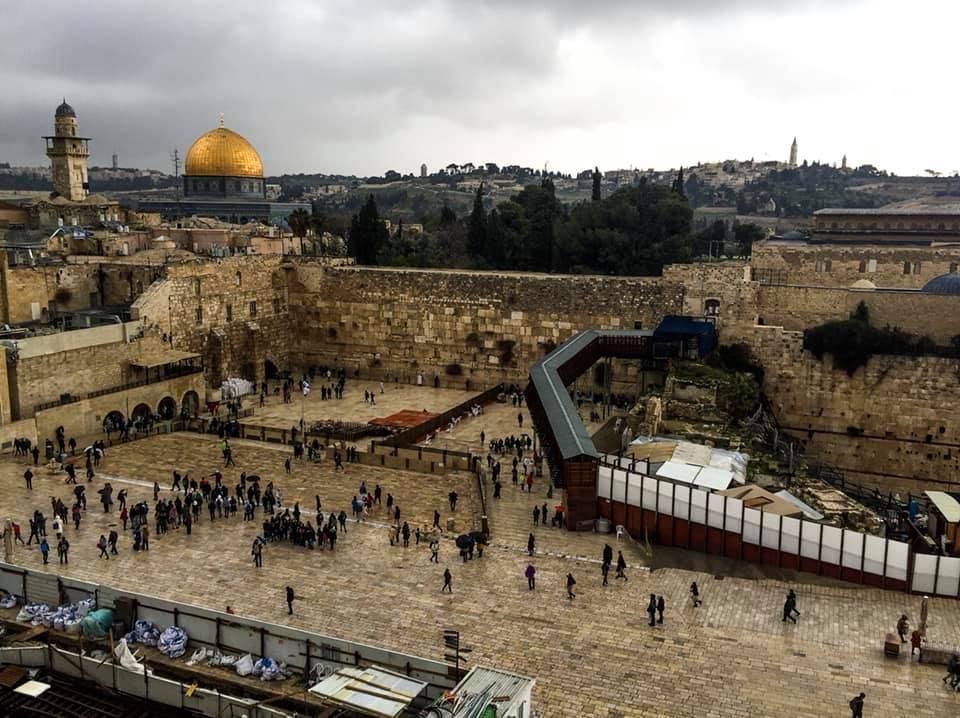Gerusalemme: yafe sheli.