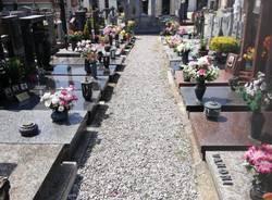 Caronno Varesino, il cimitero
