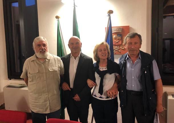 Casalzuigno, consiglio comunale Danilo De Rocchi