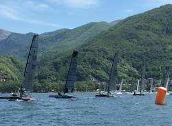 catamarani campionato italiano classe a maccagno