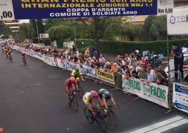 ciclismo gp dell'arno 2019 lorenzo balestra