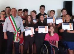 Clivio - Premio al Museo per gli studenti di Saltrio