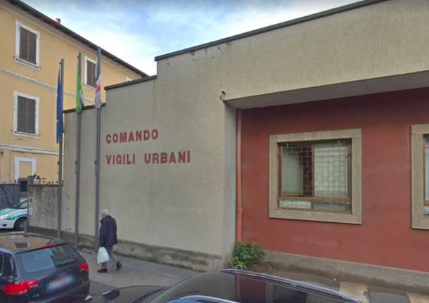 comando vigili polizia locale di Varese