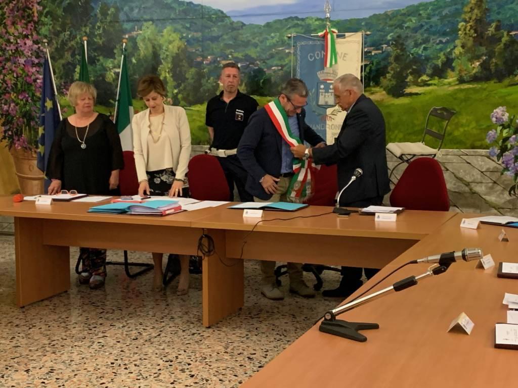 consiglio comunale di Biandronno