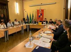 Consiglio Comunale Gazzada Schianno 2019