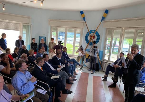 Convegno Canottieri Varese 7 giugno 2019