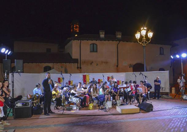 """Concerto di Mezza Estate del Corpo Musicale """"S. Cecilia"""" di Gerenzano"""