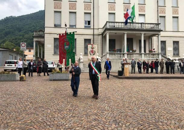 Cuveglio, commemorazioni della 76esima battaglia del San Martino