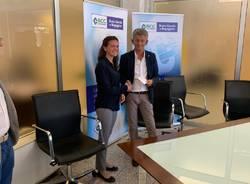 ematologia: consegna premio di studio a dottoressa Mora