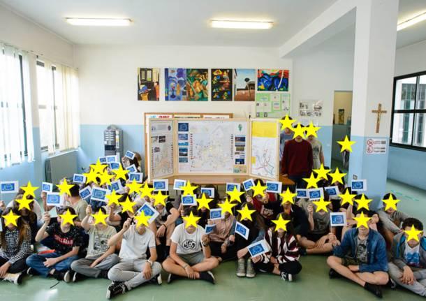 europa classe a scuole angera ispra