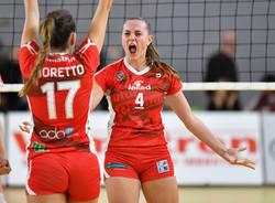 Futura Volley Giovani Busto Arsizio 2019 2020 caterina cialfi