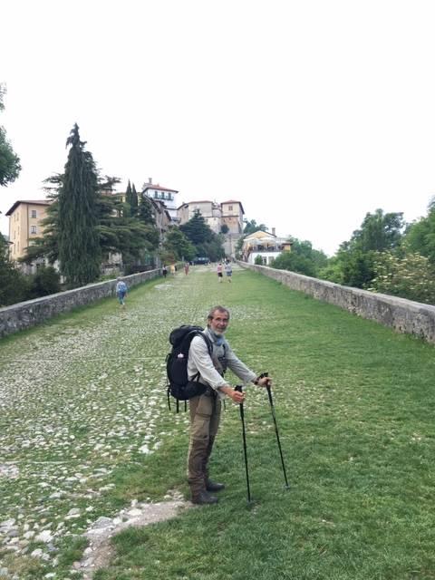 Gerard Chretien Sacro Monte 2019