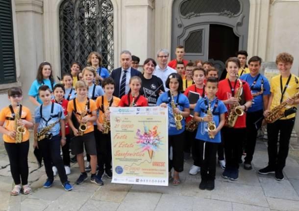 giovani sax academy