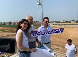 Il nuovo centro sportivo di Cislago
