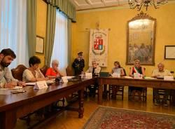 Il nuovo consiglio comunale di Bodio Lomnago