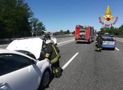 incidente a8 ss336