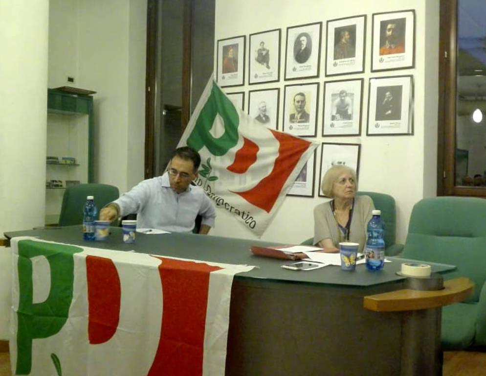 Induno Olona - Incontro con Vinicio Peluffo Pd