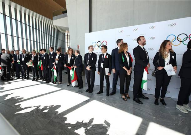 La vittoria di Milano – Cortina
