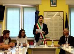 Lozza - Il primo consiglio comunale giugno 2019