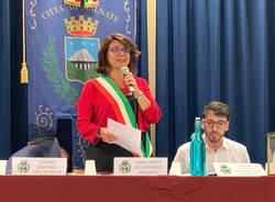 Malnate: il primo Consiglio comunale giugno 2019