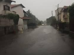 Maltempo, pioggia e grandine