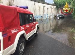 Maltempo sul Varesotto - 22 giugno 2019