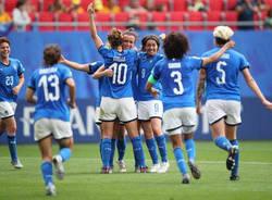 nazionale calcio femminile mondiali 2019