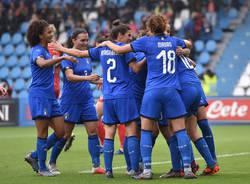 nazionale femminile calcio italia 2019
