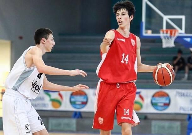 nicolò virginio basket pallacanestro varese academy 2019