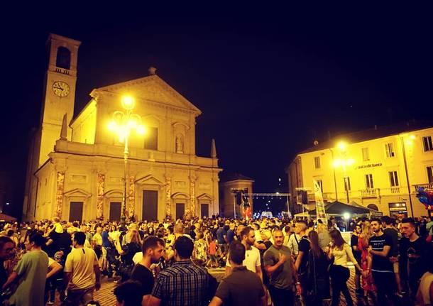 La Notte Bianca 2019 a Saronno