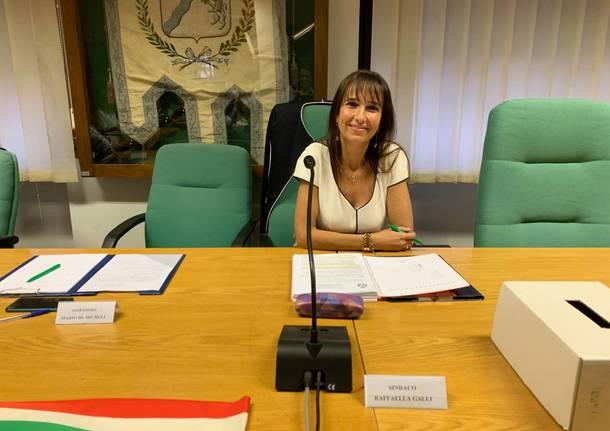 Nuovo consiglio comunale a Caronno Varesino