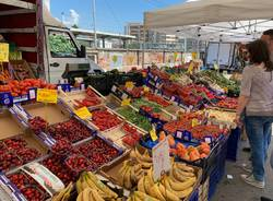 Opinioni al mercato di Varese