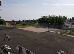 Parcheggio via Cuffia Morazzone