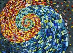 pergolario mosaico cuvio