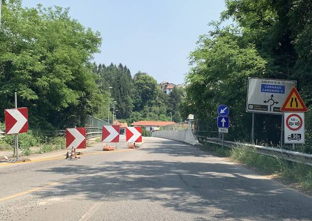 ponte solbiate arno