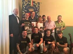 presentazione trofeo bisterzo master boxe 2019
