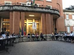 Primo consiglio comunale 2019 Samarate