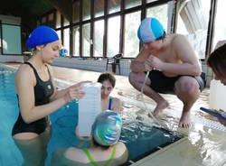 progetto fisica in acqua liceo ferraris 2019