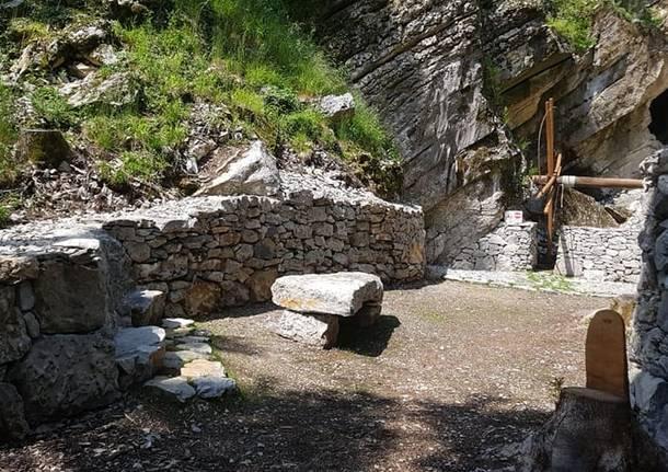 Saltrio - Cava La Brusata