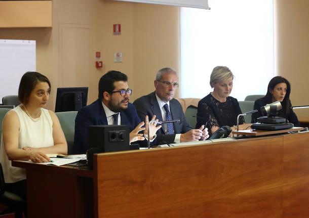 Seminario sul progetto di welfare aziendale di Confartigianato Varese