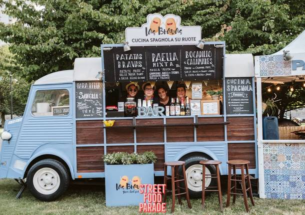 Street Food Parade al Rugby Sound 2019